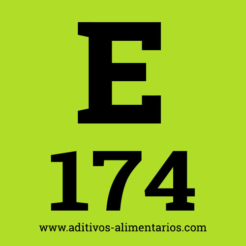 E174 - Colorante Plata
