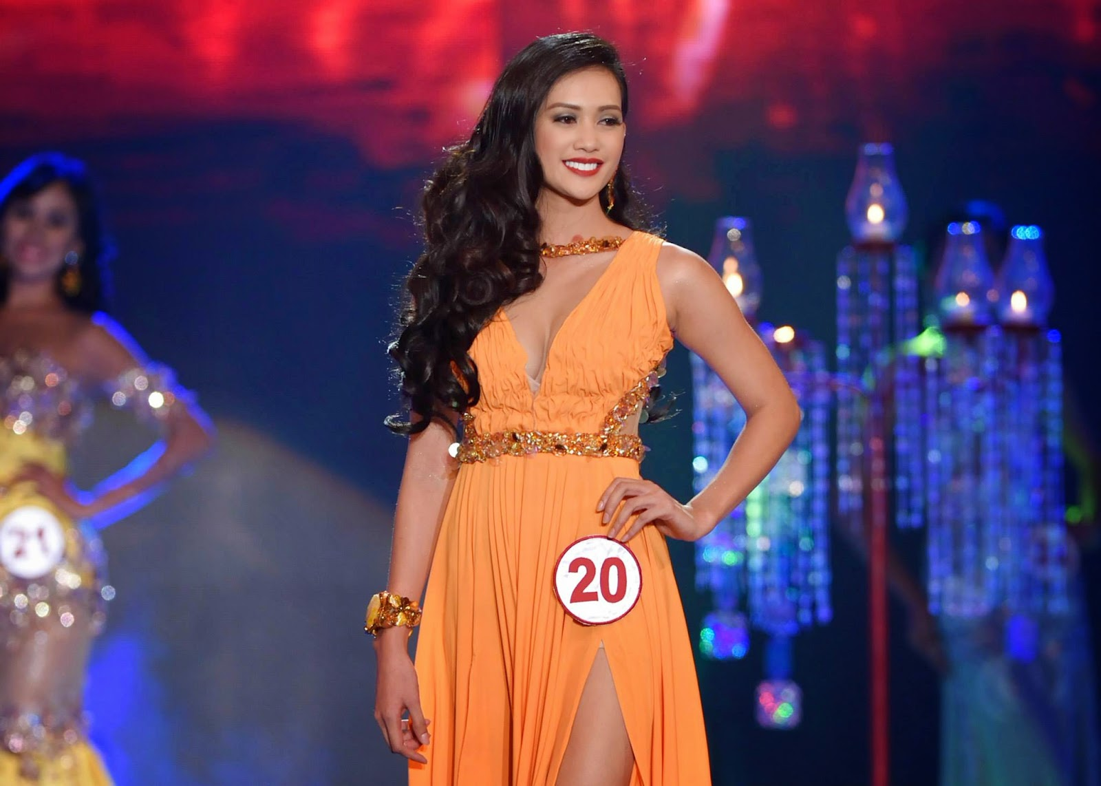 SASHES AND TIARAS.....Uh Oh! Beauty Pageant Gowns of 2014: Fire Your ...