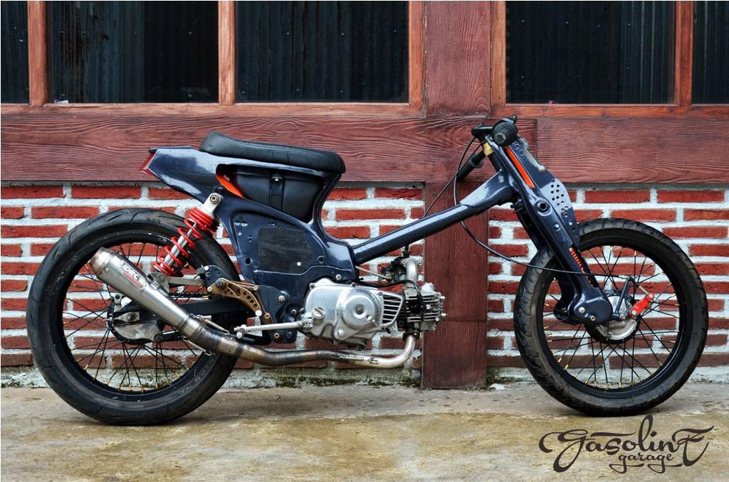 Honda Garage Utrecht : Gasoline garage chalopy