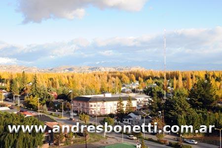 Los Antiguos - Ruta 41 - Patagonia - Andrés Bonetti