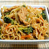 How To Make Chicken Yakisoba