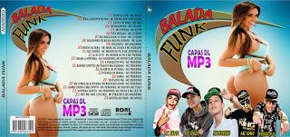 CD Balada Funk (2015)
