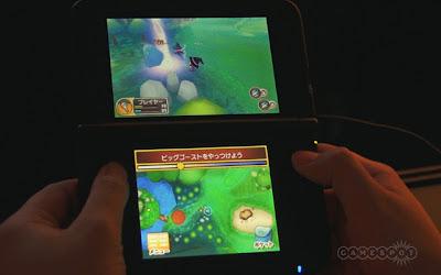 fantasy life screenshot 3ds TGS demo