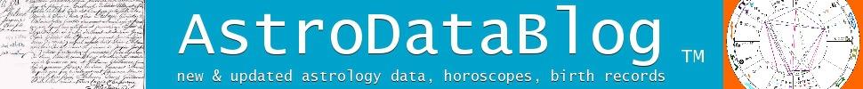 AstroDataBlog