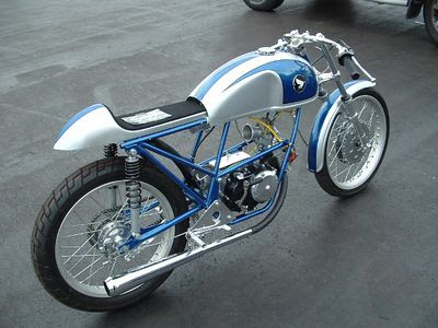 honda cb drag bike