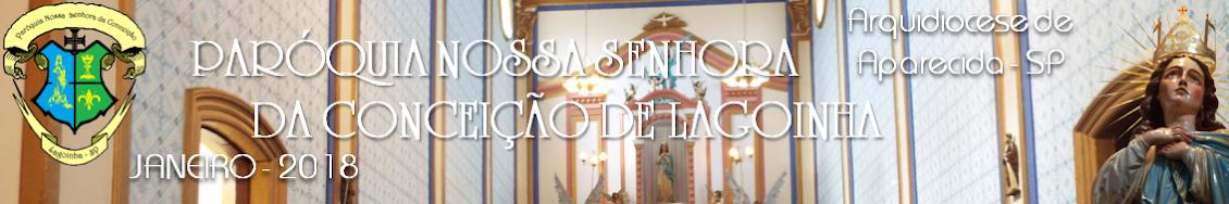 Paróquia Nossa Senhora da Conceição de Lagoinha – SP