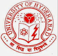 Hyderabad University Admission Notification 2014