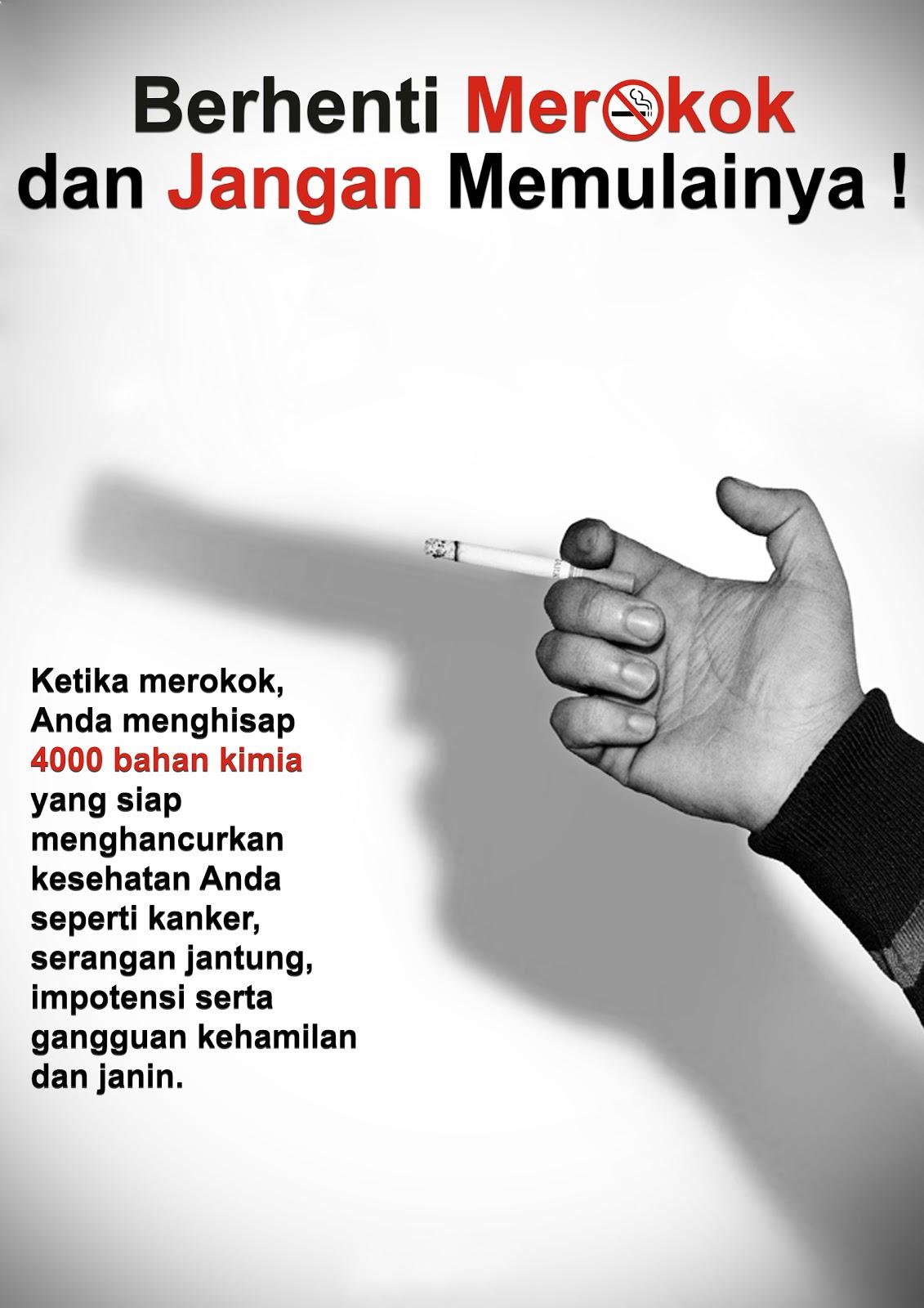 Poster Rokok