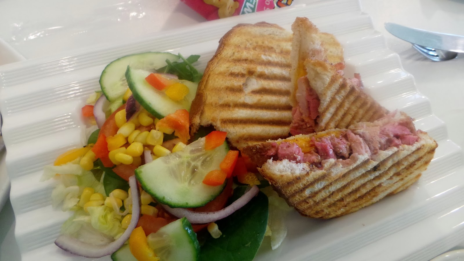 barnsley museum cafe food
