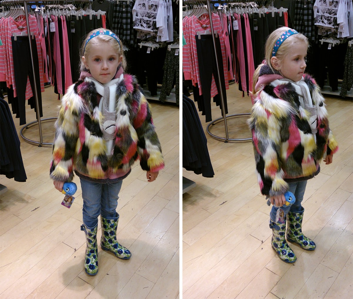 in pictures, little fashion, winter, todaymyway.com, fur