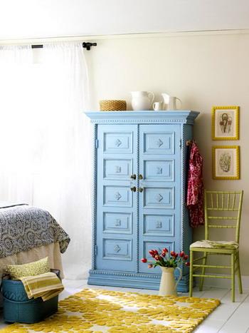 Coordinar colores amor por la decoraci n - Muebles de colores pintados ...