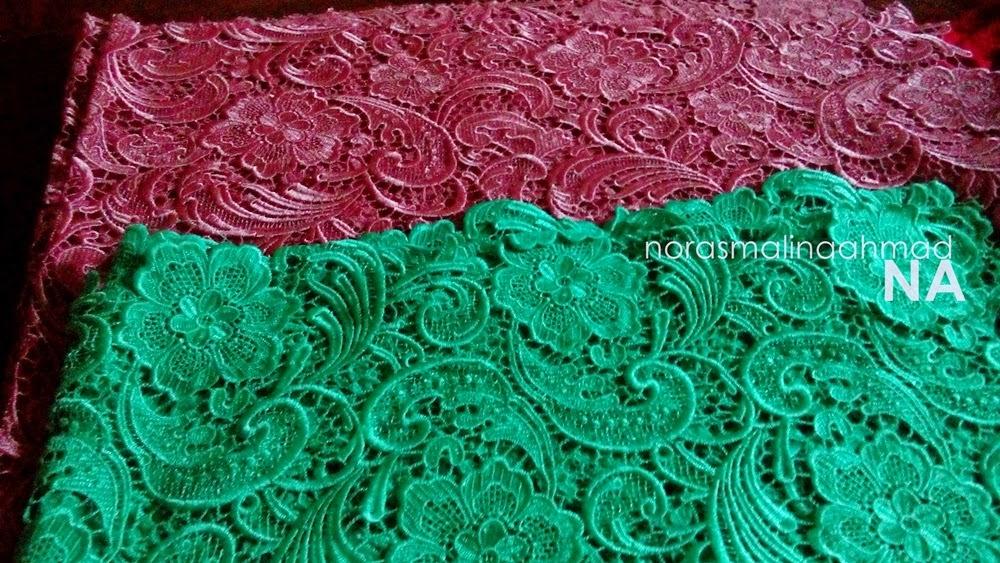 Suarahati prada lace 02 for Border lace glam