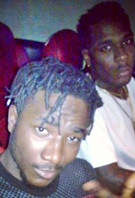 Burna Boy and Dr Spicey beef