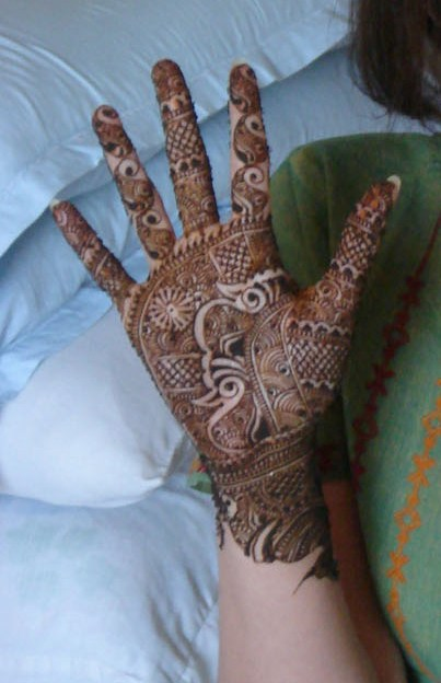 Henna Mehndi Designs Fashion Circular