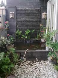 Contoh Gambag Model Taman Rumah Minimalis 4
