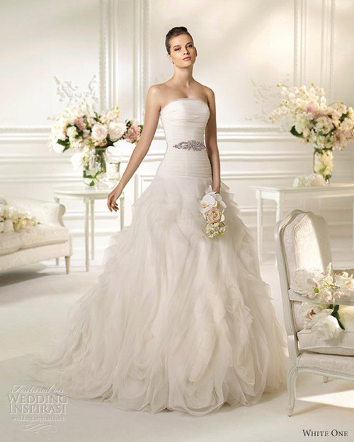 Wedding Gown Trends: 2016 Wedding Dresses And Trends: White One 2013 Bridal