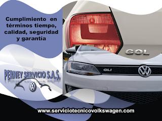 Taller Volkswagen Bogota
