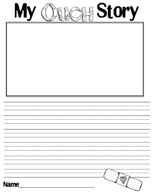 My writing paper