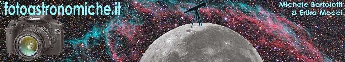 Fotografie astronomiche deep sky e planetarie con DSRL Canon Eos, Central Ds, Imaging Source