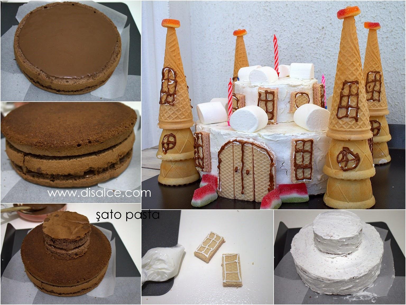şato pasta nasıl yapılır