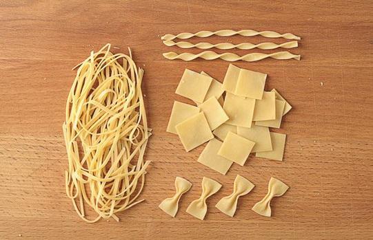 Как сделать в домашних условиях макароны