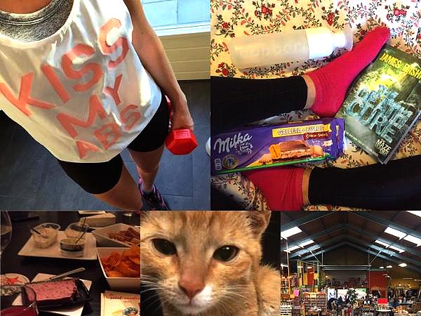 Life as Chelsey #2 - sporten, pakketjes, #boektober, kringloopwinkel