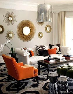 mirrors for living room decoration - Living Rooms George