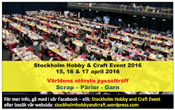 Stockholm Hobby and Craft Event