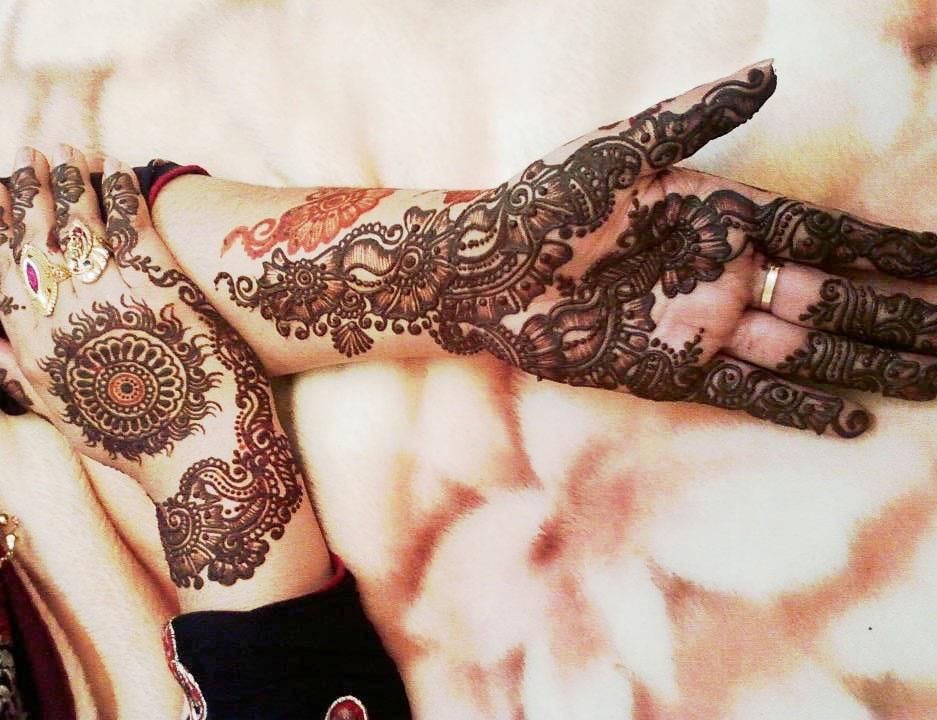 Mehndi Tattoo Images Download : Bridal mehndi designs best henna tattoo for eid