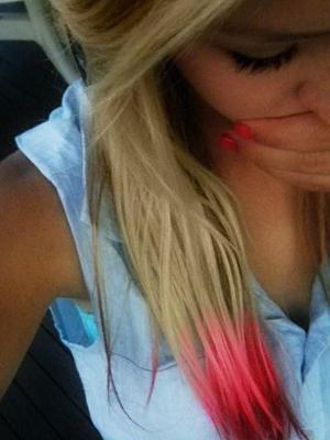 mechas peinados 2014 color pelo