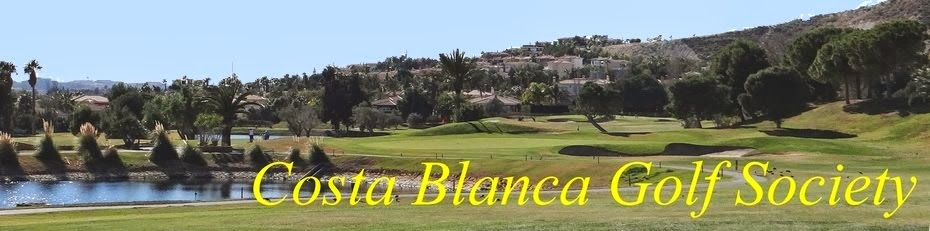 COSTA   BLANCA   GOLF   SOCIETY