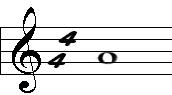 Semibreve musical