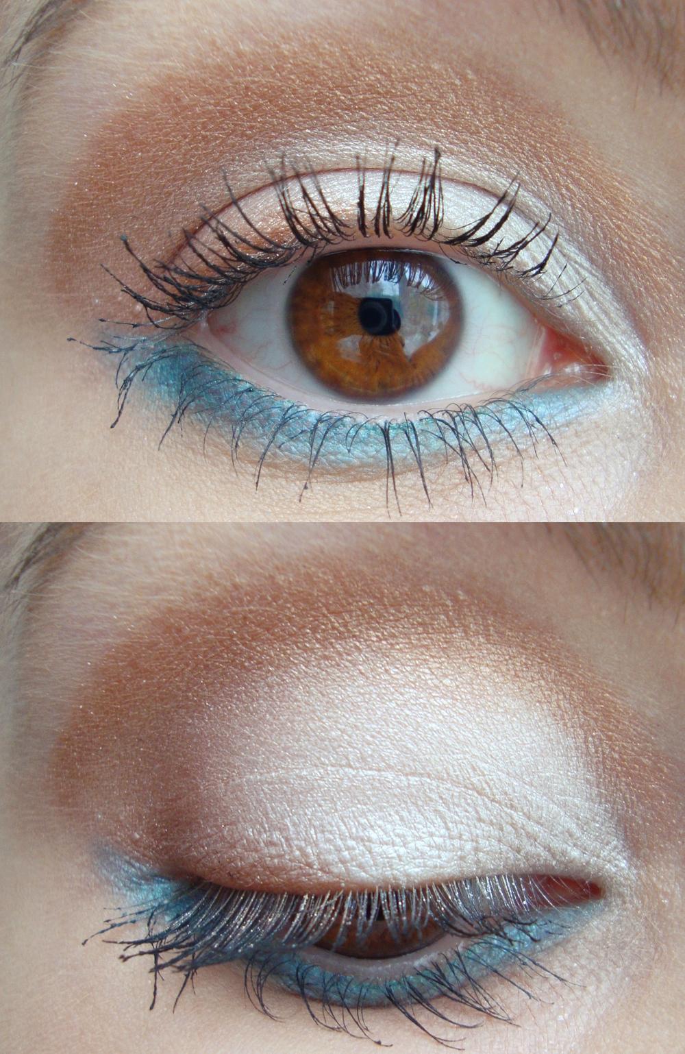 365 Days of Makeup, Colorful Makeup, Summer Makeup, Brown Eyes