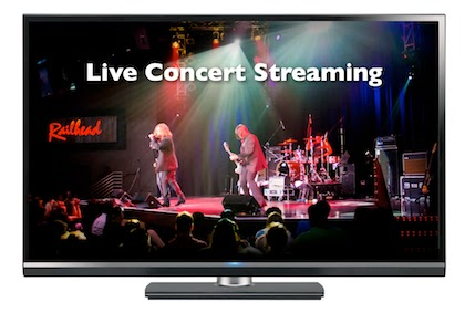 Live Concert Streaming image