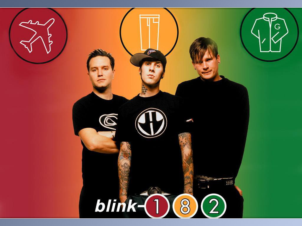 Blink 182 by Jose Esteban Olgieser Camacho