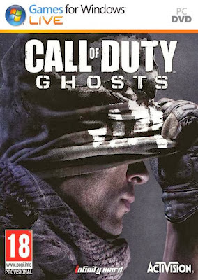 Call of Duty: Ghosts PC Cover