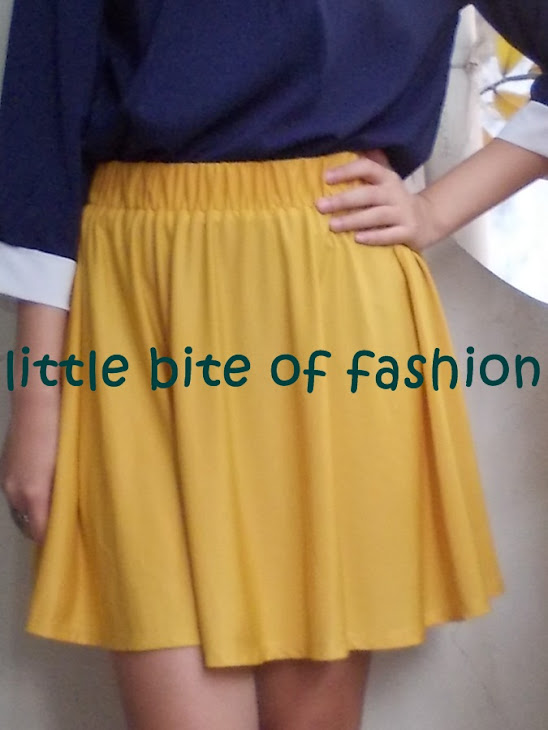 little bite of fashion