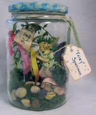 Specimen Jar