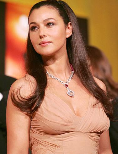 Monica Anna Bellucci Hot