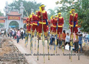 Traditional folk games of Vietnamese