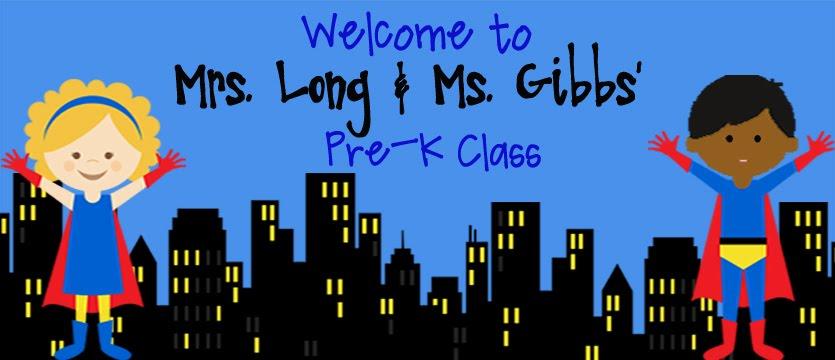 Mrs. Long's Class