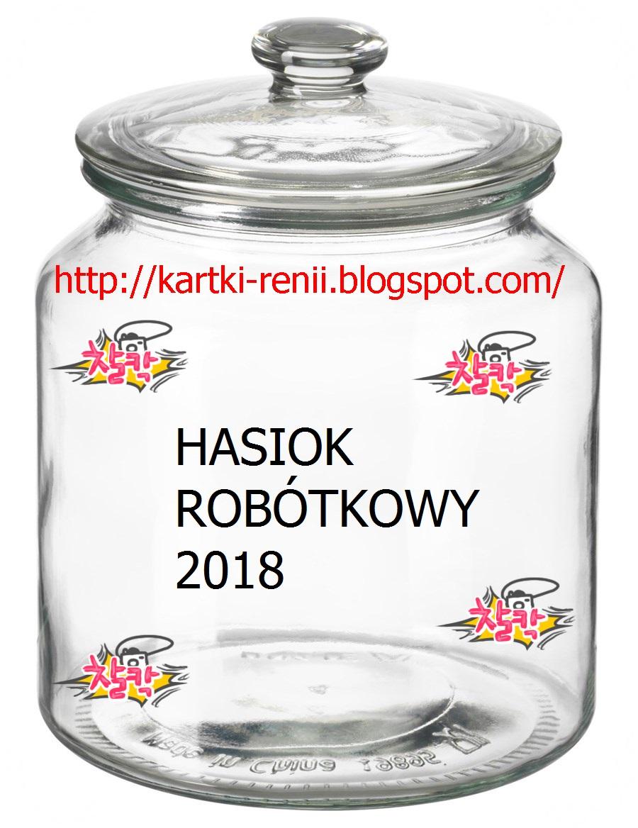 ROBÓTKOWY HASIOK 2018