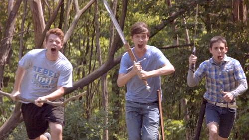 Bộ Phim Mùa Hè Bá Đạo - The Kings Of Summer 2013 (HD) Vietsub
