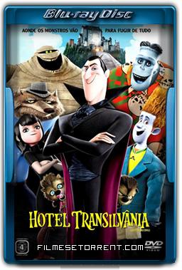 Hotel Transilvânia Torrent dublado