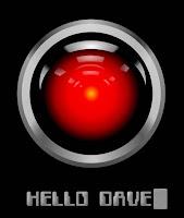 HAL 2001, worst, robot