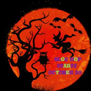 Eerie Nights Blog Hop 2016