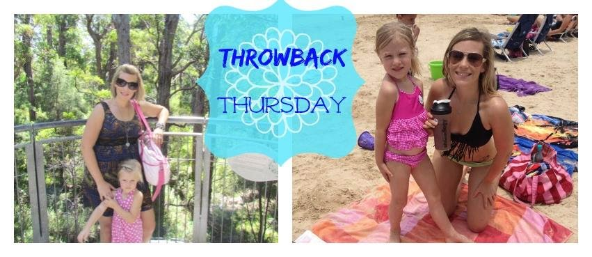 throwback thursday, before and after, weight loss transformation, baby weight, lose weight, fit mom