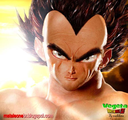 Dragon ball z cartoon