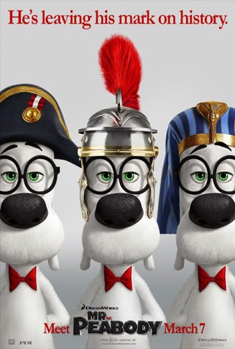 Mr. Peabody & Sherman 2014 Bioskop