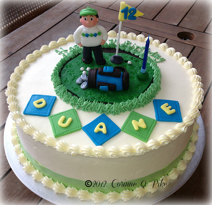 Cake Decorating Ideas Golf Theme : Heart of Mary: Life lessons